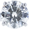 1.87 ct. Round Cut Solitaire Ring, J, I1 #4