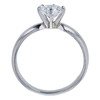 1.05 ct. Round Cut Solitaire Ring, F, IF #3