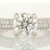 1.74 ct. Round Cut Solitaire Ring #1