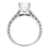 1.99 ct. Round Modified Brilliant Cut Solitaire Ring, I, SI2 #4