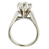 2.41 ct. Round Cut Solitaire Ring, J, I2 #2